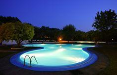 Pool-Night - Century Resort Hotel - Corfu