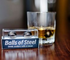 Balls of Steel - 15% goes to fight testicular cancer