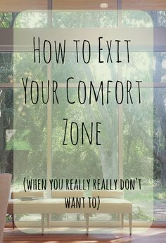 How to Exit Your Com