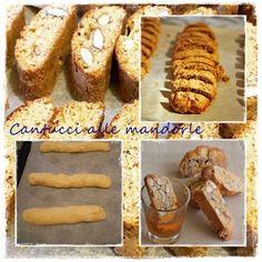 Italské střípky: Cantucci mandlové Biscotti, Bread, Food, Brot, Essen, Baking, Meals, Breads, Buns
