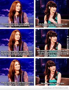 Awesome Siblings Winning At Life - Emily and Zooey Deschanel