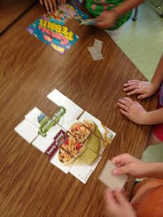 Bunches of fun end of year games and activities for first grade!