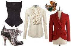 modern victorian fashion - Buscar con Google