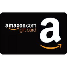 #GIVEAWAY: $35 Amazon Gift Card
