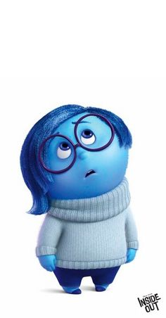 When your kid is feeling down (like Sadness from Disney Pixar's Inside Out), just remember things will always go back up eventually. Watch Inside Out with your family on Disney Movies Anywhere Oct 13 and on Blu-ray Nov 3.