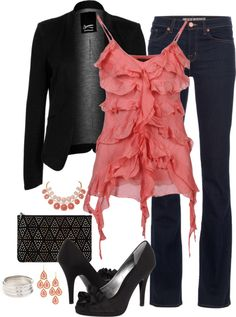 """Ruffles"" by kp802 on Polyvore"