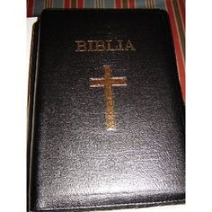 Limited Edition Leather Bible in Romanian / Biblia / Huge cm size / Thumb index / Golden Edgaes / Genuine Leather / 2003 / 1223 Pages / Rumanian / Moldavian