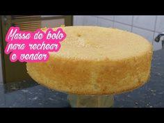RECHEIO PARA BOLO - ABACAXI COM CREME BELGA - Bru na Cozinha - YouTube