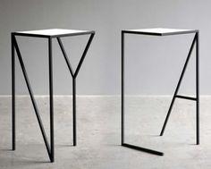 NY and LA Tables par Faktura