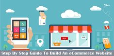 Step by Step Guide to Build an eCommerce Website in 2021 Plan Marketing, Marketing Online, Marketing Digital, Media Marketing, Marketing Training, Mobile Marketing, Internet Marketing, Website Development Company, Website Design Company