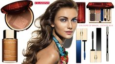 CLARINS MAKEUP • ESTATE 2014 Colours of Brazil