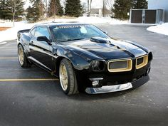 2010 Lingenfelter TA Concept. Awesome Modern Muscle