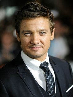 Jeremy Renner is best known for his critically acclaimed role in 'The Hurt Locker'. Renner can be seen this summer as Hawkeye in 'The Avengers'.
