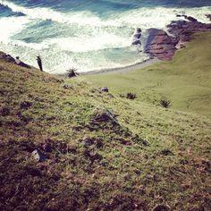 #transkei #paradise #coast #beach #iphonephotos between #holeinthewall & #coffeebay  Photographer Amanda Burmeister