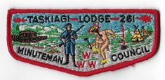 OA Lodge #261 Taskiagi S-2 flap