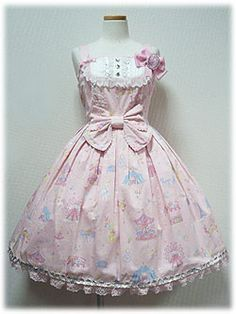 Angelic Pretty » Jumper Skirt » Magical Etoile JSK with Brooch