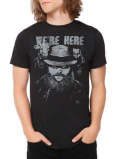 WWE Bray Wyatt We're Here T-Shirt