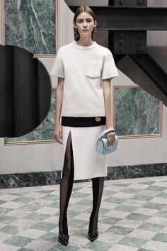 Balenciaga Pre-Fall 2015 Fashion Show Fashion Models, Fashion Show, Fashion Design, Fashion Trends, Fashion Images, Runway Fashion, Couture Collection, Alexander Wang, Editorial Fashion