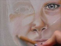 Skin shading tutorial / Hautschattierung by TiniBee09