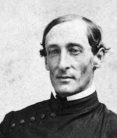 Paulist Fr. Robert Tillotson (1825 - 1868).  Tillotson became the first member of the Paulists after the founders, formally joining in March 1860.