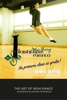 ¡Reservamos un lugar especial para ti!  #InishfreeMexico  Tania Martínez  #IrishDancer  #inishfreeTeam  #Inishfree School of #IrishDancing    #Academia de #DanzaIrlandesa   #InishfreePedregal  #InishfreeToluca ✨ #IrishDancer   #Winishfree  #Danza #Dance #SoftShoes