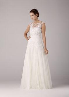 Valentine   Brautmode Köln - Brautkleider und Hochzeitskleider - Victoria Rüsche Atelier