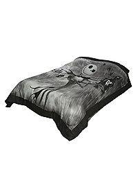 HOTTOPIC.COM - The Nightmare Before Christmas Jack Skellington Full/Queen Comforter