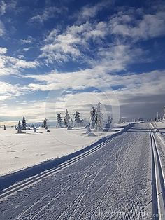 Photo about Winter wonderland in hedmark county norway. nice weather on a cross country skiing trip. Image of norway, wonderland, cross - 115525239 Norway Travel, Cross Country Skiing, Winter Wonderland, Weather, Clouds, Nice, Outdoor, Image, Outdoors