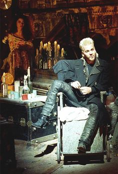 The Lost Boys (1987). Kiefer Sutherland. Vampires.