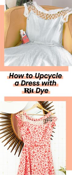 116 Best Upcycled Fashion Rit Dye Images On Pinterest In 2018