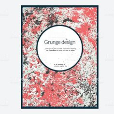 Couverture livre - RED GRUNGE