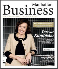 No. 1 #nowość #magazyn #business