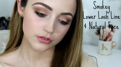 My Go To Look Using Too Faced Natural Matte Palette- Talk Through