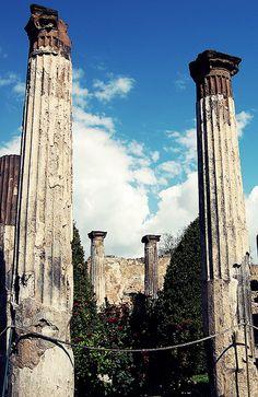 Pompeii, Italy, southern Italy, Italian holidays , all things Italian, Italian culture, Italian history, Italian architecture
