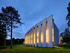Image 1 of 14 from gallery of Korean Presbyterian Church / Arcari + Iovino Architects. Courtesy of Arcari + Iovino Architects