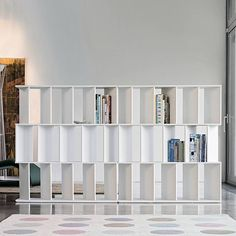 "Fun from Bonaldo designed by Gino Carollo.- not glass, also not a cabinet.. but interesting? available in 47"" w x 32"" h"