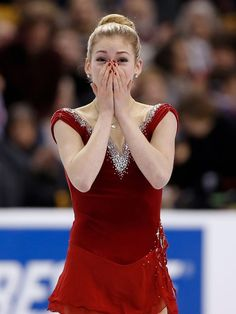 Repin this is u luv Gracie Gold as much as me! #GracieGold #teamUSA #2014WinterOlympics