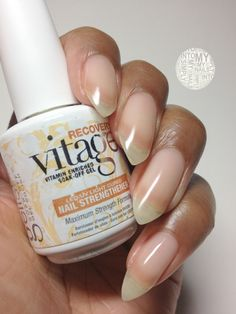 Soak Off Manicure Acrygel Oh My Simply Into Nails