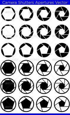Camera Shutters Apertures  3 Aperture Logo d115f64b2c7e