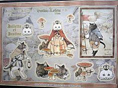 Lolita Paradise: stickers