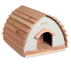 Hedgehog House Diy Hedgehog House, Hedgehog Cage, Back Gardens, Outdoor Gardens, Bird Houses, Pet Houses, Bug Hotel, Blue Garden, Earthship