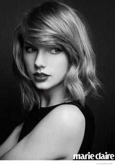 Taylor Swift most a Marie Claire-ben is látható!