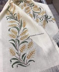 Cross Stitch Art, Cross Stitch Designs, Cross Stitch Patterns, Crochet Tablecloth, Diy Embroidery, Filet Crochet, Craft Patterns, Bargello, Needlework