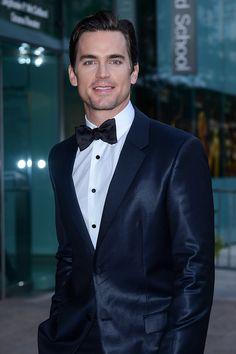 El actor de cine y televisión es uno de los galanes más codiciados del momento gracias a su participación en la serie White Collar y en películas como Magic Mike.