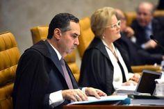 Ministro Barroso anula votação secreta da comissão do impeachment (foto: José Cruz/Agência Brasil)