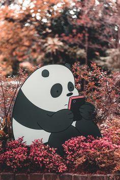 We Bare Bears Wallpaper, characters, games, baby bears episodes Panda Wallpaper Iphone, Cute Panda Wallpaper, Bear Wallpaper, Cute Disney Wallpaper, Kawaii Wallpaper, Cute Wallpaper Backgrounds, We Bare Bears Wallpapers, Panda Wallpapers, Cute Cartoon Wallpapers