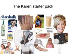 """Eighteen 'Karen' Memes Perfect For Terrifying Any Customer Service Employee - Funny memes that """"GET IT"""" and want you to too. Get the latest funniest memes and keep up what is going on in the meme-o-sphere. Stupid Funny Memes, Funny Relatable Memes, Funny Texts, Hilarious, Funny Stuff, Funny Starter Packs, Funny Images, Funny Pictures, Funny Animal Pics"""