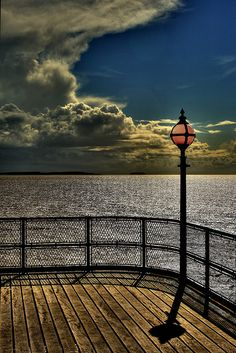 The End of the Pier, Clevedon, England