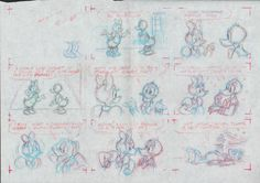 Pete Alvarado comic strip art and printed stat. It is quite rare to have both the original pencil art and the final stat. Vintage Cartoon, Pencil Art, Comic Strips, Composition, Diagram, Animation, Map, Comics, The Originals