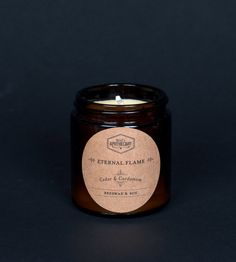 Cedar & Cardamom Soy Candle   Home Decor   Wolf's Apothecary   Scoutmob Shoppe   Product Detail